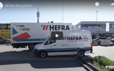 FILMFLITS: Bedrijfsfilm HEFRA